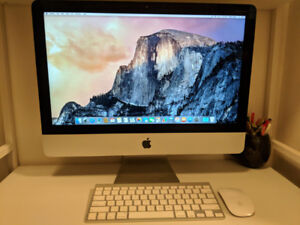 iMac 21.5 inch late 2013 and superdrive - Great Condition