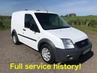 2013/63 Ford Transit Connect, years mot!!