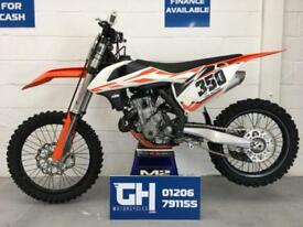 2017 KTM SXF350   VERY GOOD CONDITION   1 OWNER