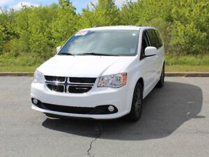 2017 DODGE GRAND CARAVAN with DVD!