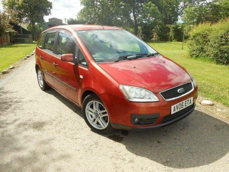 2006 ford focus c max 1 6 16v zetec 5dr in brentwood essex gumtree. Black Bedroom Furniture Sets. Home Design Ideas