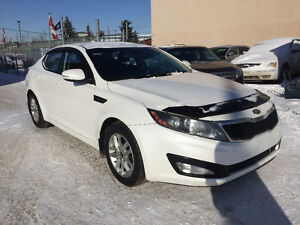 2012 KIA OPTIMA GDI LOADED 113000 KM INSPECTED CLEAN