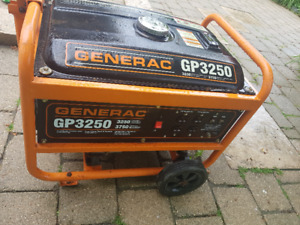 Portable Generator Generac | Kijiji in Ontario  - Buy, Sell & Save