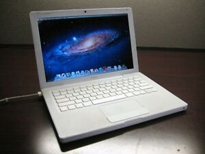 Apple Macbook 2.4GHz/250GB/Win7Pro/OSx-Lion/Bootcamp/NewBattery