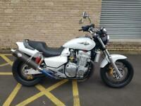 2002 Honda CB1300 X4 LD only 10977 miles