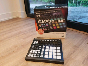 Maschine Mk2 MkII groove pad midi controller with software
