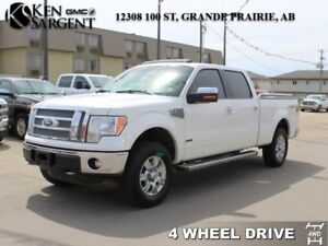 2011 Ford F-150 Lariat  - Leather Seats -  Bluetooth -  Heated S