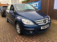 2011 Mercedes-Benz B160 1.5 CVT SE Only 30K Automatic