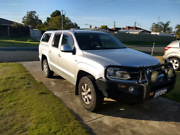 2011 Volkswagen Amarok, with ARB bull bar, canopy. 122,000 kms. High Wycombe Kalamunda Area Preview