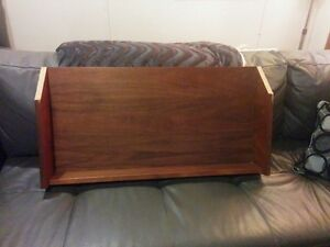 Mid Century REFF Teak Magazine Display Kitchener / Waterloo Kitchener Area image 1