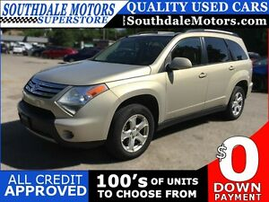2009 SUZUKI XL7 LUXURY * AWD * LEATHER * SUNROOF * 7 PASSENGER