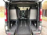2014 Vauxhall Vivaro VIVARO COMBI CDTI WHEELCHAIR ACCESSIBLE VEHICLE 5 door W...