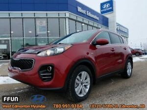 2017 Kia Sportage LX  LX AWD-Rearview Camera-Heated Seats-Blueto