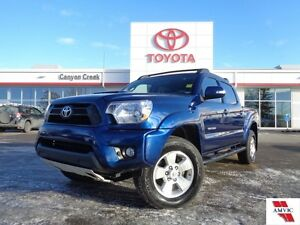 2015 Toyota Tacoma TRD MANUAL DBL CAB TEAM TRAIL LIMITED EDITION