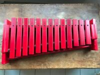 Percussion Plus xylophone