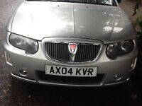 Rover 75 Estate with LPG