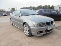 2005 55 BMW 3 SERIES 2.0 318CI M SPORT 2D 148 BHP
