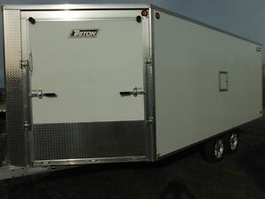 2016 Triton Trailers XT Enclosed 8' Wide Series XT-168