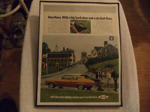 OLD CLASSIC MUSCLE CAR ADS Windsor Region Ontario image 2