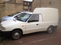 Skoda pick up caddy 1600