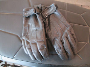 Womens Victory classic Leather gloves