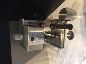 Machine espresso breville roma