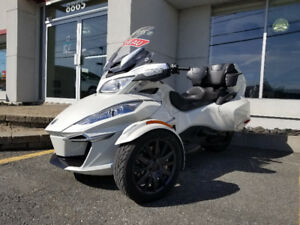 Can-am Spyder RT-S SE? 2016