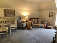 Large Unfurnished Double Room to Rent in 2 Bed Flat Share