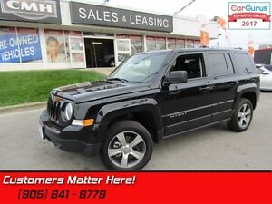 2016 Jeep Patriot Sport  4X4, HIGH ALTITIUDE, LEATHER, ROOF, PWR
