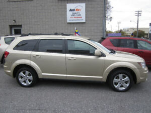 2010 Dodge Journey SXT, 7 Passenger