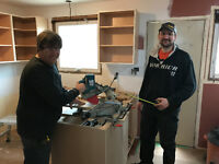 General Labour - Residential Reno
