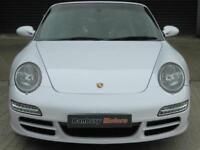 2006 PORSCHE 911 MK 997 CARRERA 4S CABRIOLET 3.8S CONVERTIBLE PETROL