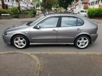Seat Leon Cupra TDI diesel 6 speed box 2004