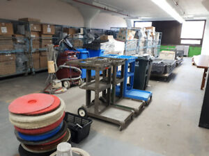 Maintenance and Janitorial Equipment