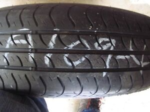 Four Weathermax X All season 175/65R14 Used Tires