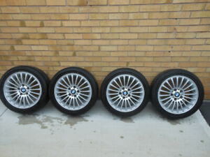 BMW Tires and Rims 225/45R17