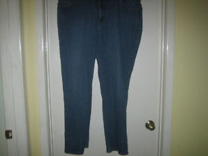 Like New Jeans Bum Equipment size 22 1 blue & 1 black