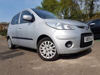 HYUNDAI I10++mot April 18++only 37k Miles++excellent Condition++6 Stamps In Serv