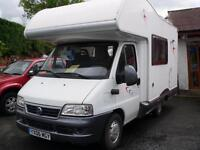Fiat DUCATO Joint E33 4 Berth Motorhome ( LHD )