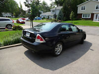 2007 Ford Fusion Berline - V6 - SEL