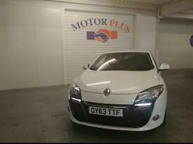 2013 RENAULT MEGANE DYNAMIQUE TOMTOM ENERGY DCI S/S COUPE DIESEL