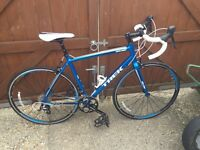 Trek 1 1.2 road bike 56cm frame as new