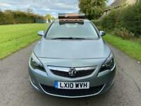 2010 Vauxhall Astra SRI Hatchback Petrol Manual