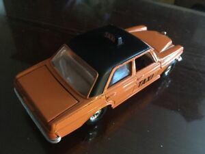 Corgi toy, Mercedes Benz 240D, TAXI mint