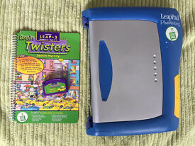 LeapPad Plus Writing with Game Twister Search the City for ages 8-10