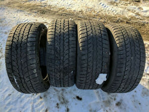 4 Nokian WR - 255/55/18 - 60% - $100 For All 4