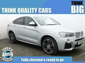 image for 2016 BMW X4 XDRIVE30D M SPORT Auto Coupe Diesel Automatic