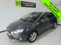 2013 Ford Focus 1.6TDCi 115 Zetec BUY FOR ONLY £33 A WEEK *FINANCE* £0 DEPOSIT