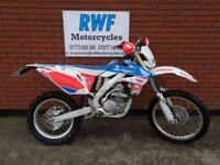 HONDA CRF 250 X, 2016 MODEL, 65, EXCELLENT COND, ONLY 1 OWNER FROM NEW