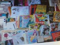 Wanted unused Greeting Cards